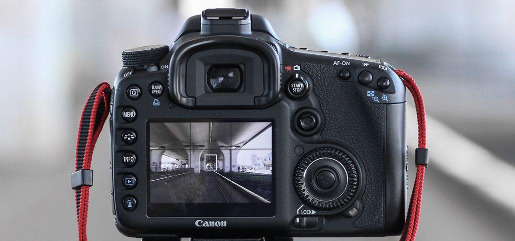 كاميرا الصفحة الرئيسية