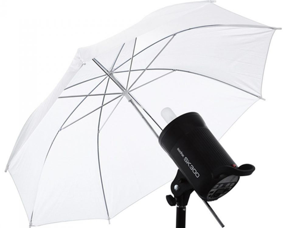 مظلات تصوير فلاش
